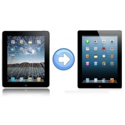 Repair your iPad or tablet . Collection Service