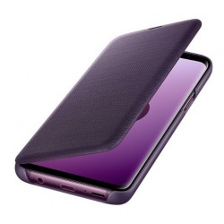 Flip Case Leather LED Samsung Galaxy S9 (EF-NG960P)