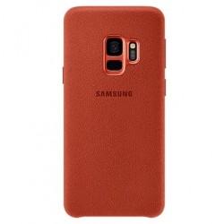 Cubierta Trasera Original Alcantara Samsung Galaxy S9 (EF-XG960A)