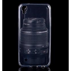 TPU Protective UltraSlim LG X Power (0.3mm)