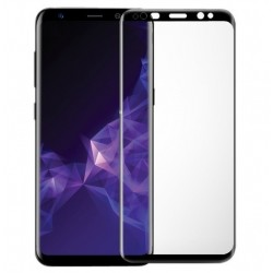 Cristal templado Samsung Galaxy S9 (G960) 3D. Case friendly