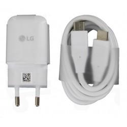 LG USB Type C Travel Charger (MCS-N04ER + EAD63687001)