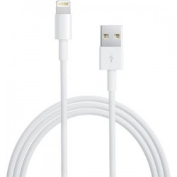 Cable iPhone USB Lightning MD818ZM/A.