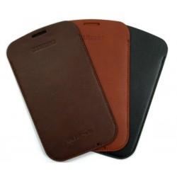 Genuine case leather Samsung Galaxy S3. EFC-1G6L
