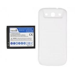 Batterie longue durée pour Samsung Galaxy S3 (avec cache batterie)