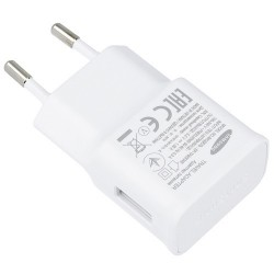 Power Wall Adapter Charger for Samsung Galaxy Alpha, Note Edge, EP-TA50EWE white