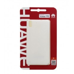 Cover Original Huawei Ascend Y6 0.8mm white