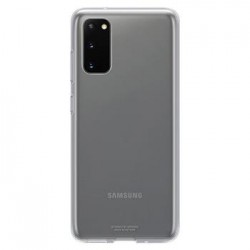 Clear Cover genuine transparent Samsung Galaxy S20