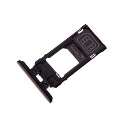 Tray SIM+SD Sony Xperia 5 (J8210, J8270) In Black