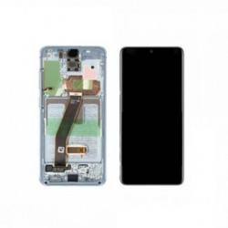 LCD Display+ Touch Unit+ Front Cover Samsung Galaxy S20 (G980/G981). Original ( Service Pack)