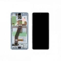 Écran LCD + tactile + Cache Avant Samsung Galaxy S20 (G980/G981). Service Pack