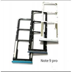 Tray SIM Xiaomi Redmi Note 9 Pro