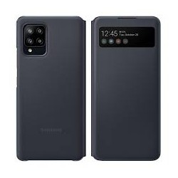 Samsung S-View Case for Galaxy A42 (EF-EA426PBE)