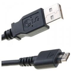 USB Cable Original LG KU990i, KM900 Arena, KP501, GC900, GD900 Crystal..