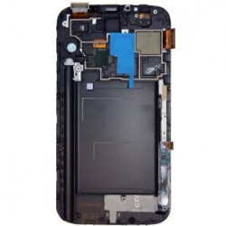 Screen full + housing front Samsung Galaxy Note 2 N7100
