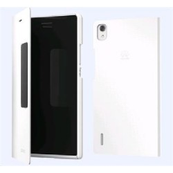 Cover S-View Original Huawei Ascend P7
