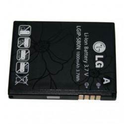 Battery LG Original GC900 Viewty Smart, GT500, GT505, GT400, GT405, GM730 LGIP-580N