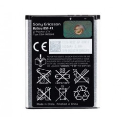 Battery Sony-Ericsson Original BST-43.