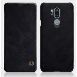 Funda Nillkin Qin LG G7 ThinQ. negro
