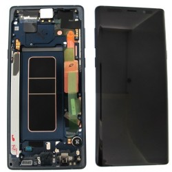 Display Unit + Front Cover Samsung Galaxy Note 9 (N960). Original ( Service Pack)
