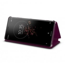 Etui Stand Style d'origine SCSH70 Sony Xperia XZ3