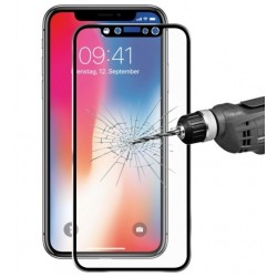 Tempered Glass Screen Protector 3D iPhone X / XS / 11 Pro