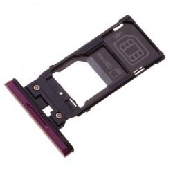 Bandeja SIM+SD Original Sony Xperia XZ3 (H8416)