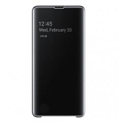Flip Case Clear View Samsung Galaxy S10 Plus (EF-ZG975C)
