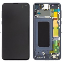 Display Unit + Front Cover Samsung Galaxy S10e (G970). Original ( Service Pack)