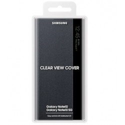 Flip Case Clear View Samsung Galaxy Note 10 (EF-ZN970C)