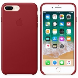 Apple Leather Cover for iPhone 7 Plus, 8 Plus (MMYE2ZM/A)